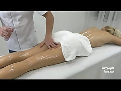 IN-HOME MASSAGE THERAPIST FUCKED...