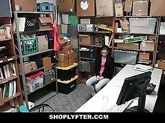 Shoplyfter - Teen Brutally...