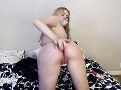 xhamster Hot Amateur Solo Sexy Blondy!...