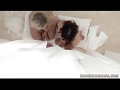 Homemade amateur blonde sex and...
