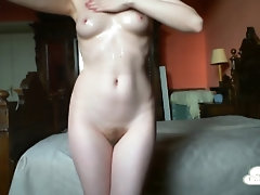 Oily Body touch