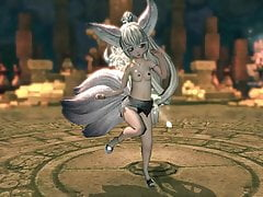 xhamster Blade and soul LYN