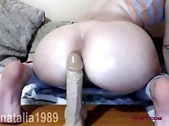 Big ass big toy anal story