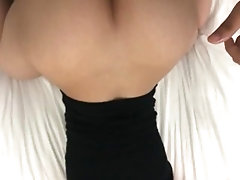 Creamy pussy and fat ass