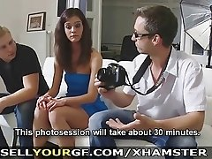 Sell Your GF - Fucked for her...