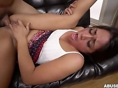 xhamster Rough anal sex for Lexy...