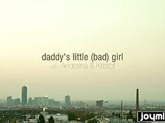 Dadddy´s little bad girl