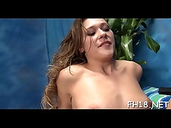 Very sexy gets drilled hard by...