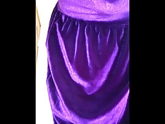 xhamster Purple Dress