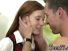 Amateur teen amazing tits...