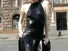 xhamster Latex Public Walk