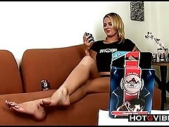 xhamster Trailer Trash Teen Blonde Rubs Away