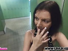 Mega Hot Teen  Facial Cumshot...