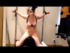 Sybian Bondage - Tumblr