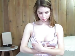 xhamster Bunny Colby Cum on my Tits.