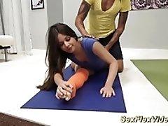 xhamster cute flexible gymnast teen fucked