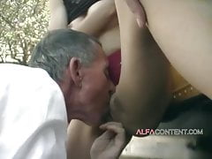 Redhead school slut analyzed by...