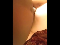 Big booty white girl gets...