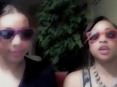 two girls talk small dicks