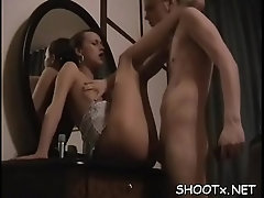 Teen girlfriend with perfect...