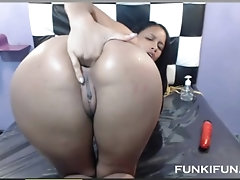 SHITTY ACCIDENT DURING ANAL PLAY...