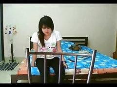 Asian Thai TEEN Porn Show Clip